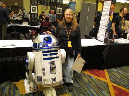 This was a fully functional R2D2