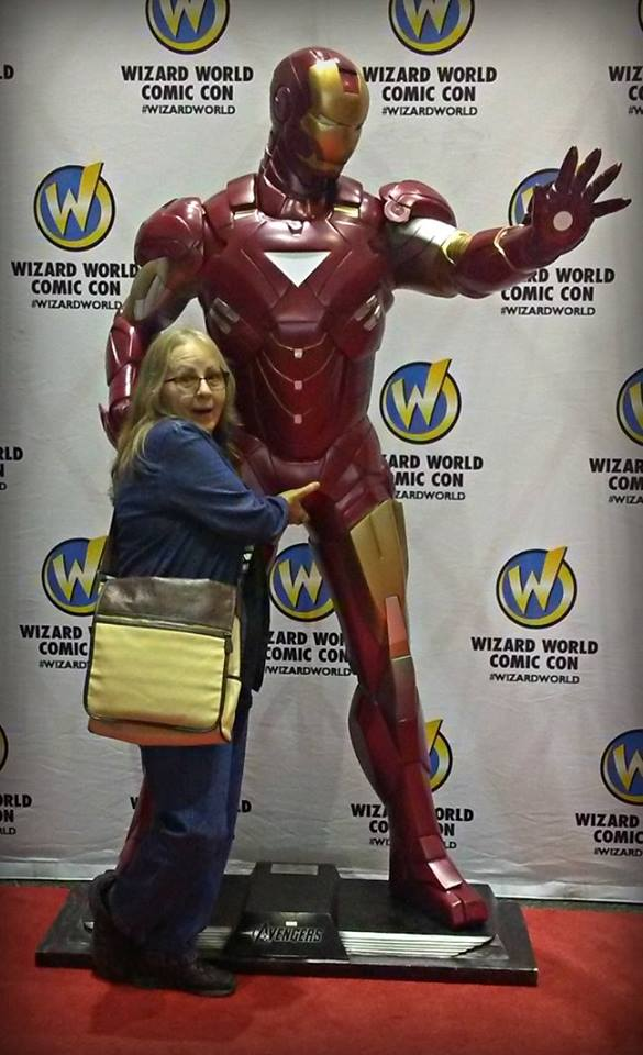 Iron Man Wizard World