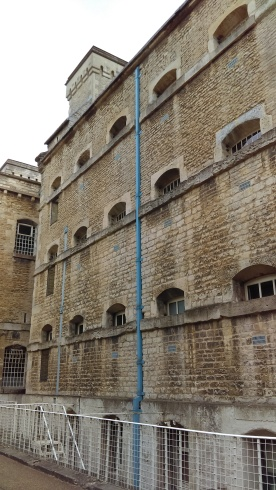 'A' Wing of the prison